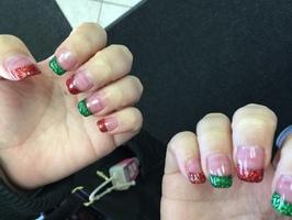 Healthy nail , SNS nail , Dip Powder , Organic Nails ,